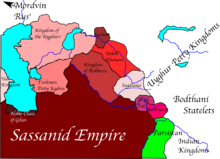 Central Asia late IX Century