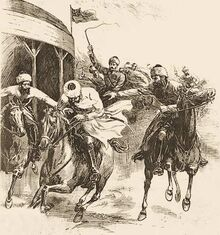Cossack and cowboys