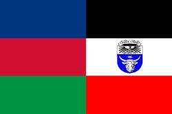 GSWA under SWAPO flag