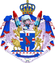 Greater Coat of Arms of the Empire of Iceland by eric4e