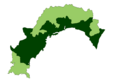 Location of Kōchi, Japan (SM 3rd Power).png