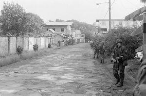 Marines en Masaya