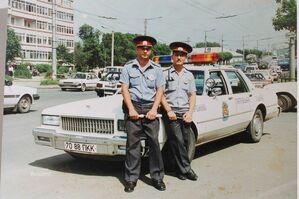 Российские полицейкие