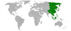 Greater East Asia Co-Prosperity Sphere