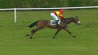 Kauto Star's first win in France RARE FOOTAGE