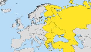 Locación Europa Oriental