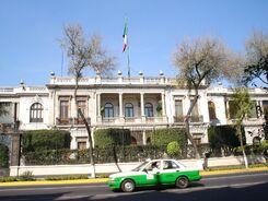 Sede Secretaría de Gobernación (México)