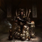 Throne of bones by durnir-d4cl7k0