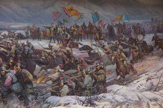 Битва на реке Ялу