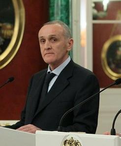Alexander Ankvab - 06.10.2011