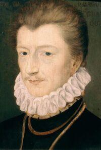 Clouet Henri de Guise