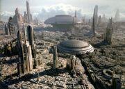 Coruscant distrito del Senado
