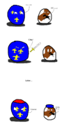 Franco-Tunisian war (polandball)