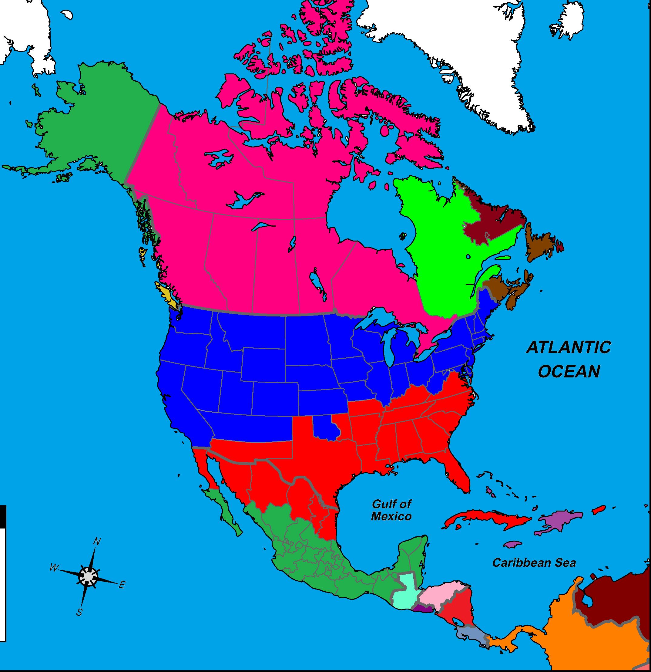 Confederate States of America (Civil War Stalemate)   Alternative ...