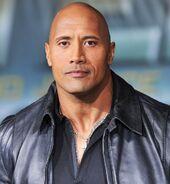 "President Dwayne ""The Rock"" Johnson"