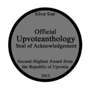 Upvote Silver Seal