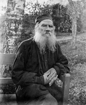 Великий писатель и граф