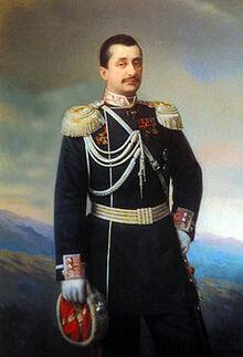 Николай I Дадиани