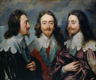 800px-Sir Anthony Van Dyck - Charles I (1600-49) - Google Art Project