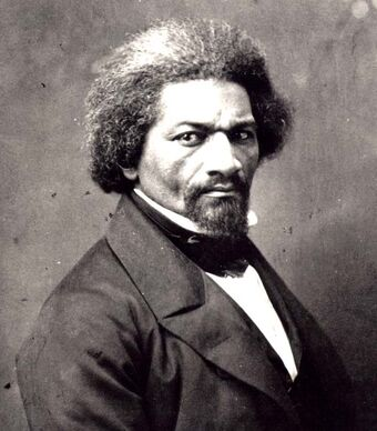 Frederick Douglass (Nuestra Revolución) | Historia Alternativa ...