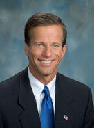 John Thune official photo