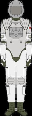 Reichasdler space program space suit