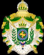 Герб Бразильской империи