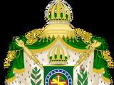 Бразильская империя (Царствуй на славу)