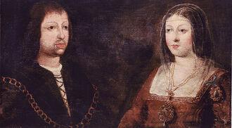 Изабелла и Фердинанд