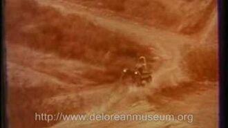 DMC-44 - The DeLorean off-road vehicle