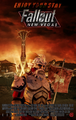 Legion at New Vegas entrance Fallout Movie Poster by CassAnaya.png