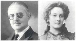 Padres de Salvador Allende