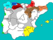 Spanish mainland