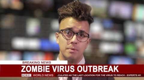 Zombie News Zombie
