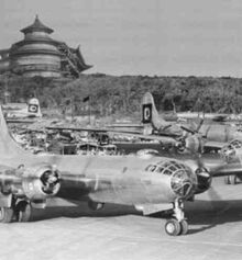 B-29 SuperfortressJapan
