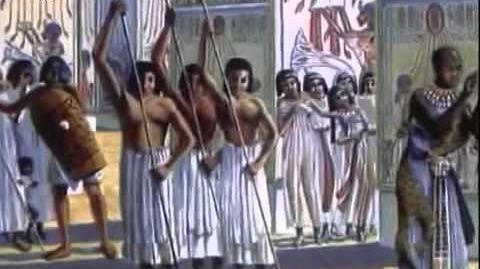 DOKU Echnaton - Rebell auf dem Pharaonenthron