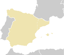 Location of Castile VINW