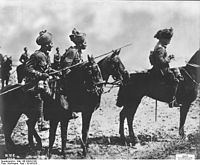 Индийский Экспедиционный Корпус в Палестине