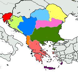 Belkan Administrative Divisions
