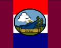 Blue Ridge Flag