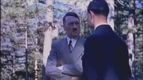 Hitler Shocking Footage in Color