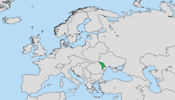 Locación Moldavia