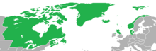 Denmark-Norway Location (SM 3rd Power)