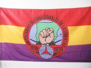 Ebay interbrigadenflagge