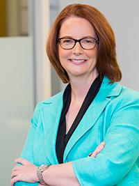 Julia Gillard 2015