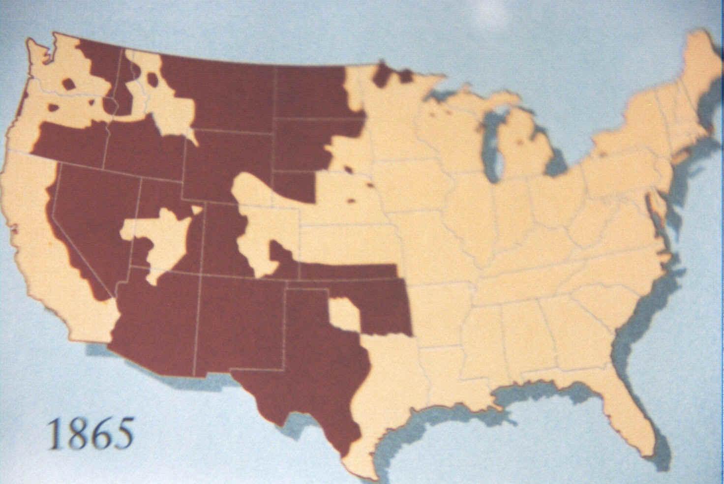 Image Map US Rez Jpg Alternative History FANDOM Powered - Us map 1865