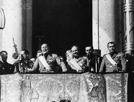 Mussolini in Britain (Giovinezza)