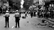 Rassenunruhe 1953
