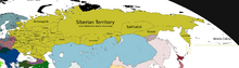 Russian Provinces PMIV