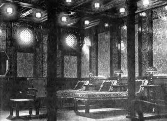 Titanic's Turkish Bath
